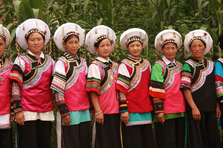 神秘的尔苏藏族