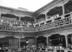 藏中民居 石头拼接的艺术