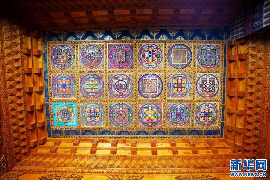 (美丽中国)(4)怒江峡谷沿岸的建筑瑰宝——东坝民居