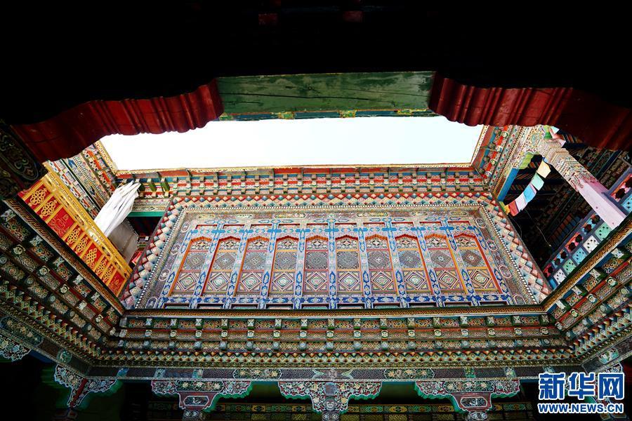 (美丽中国)(8)怒江峡谷沿岸的建筑瑰宝——东坝民居