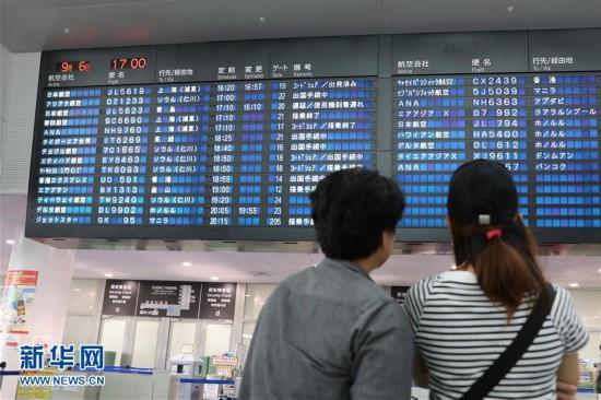 (国际)(2)多家航空公司在日本增开赴中国临时航班