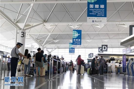 (国际)(4)多家航空公司在日本增开赴中国临时航班