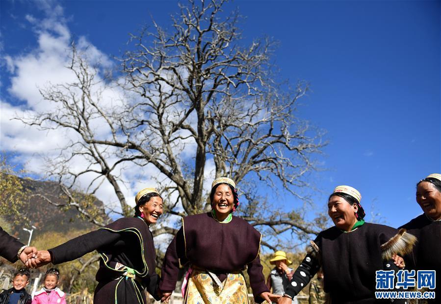 (社会)(2)西藏工布地区:喜迎工布新年
