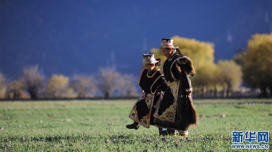 (社会)(3)西藏工布地区:喜迎工布新年