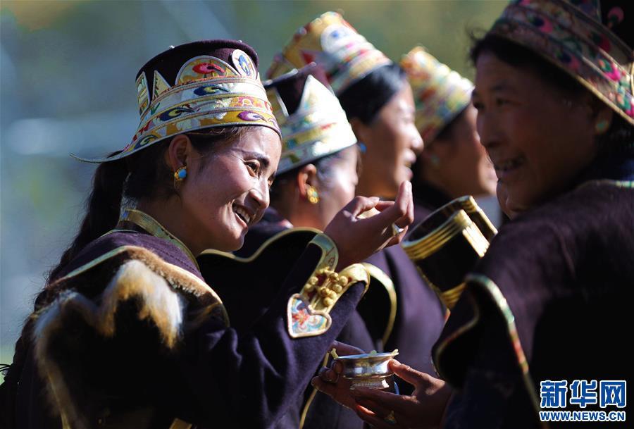 (社会)(6)西藏工布地区:喜迎工布新年