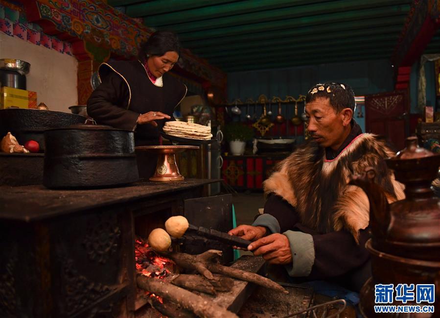 (社会)(5)西藏工布地区:喜迎工布新年