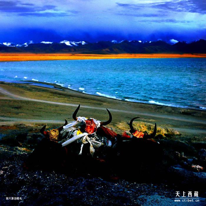 藏族的神水崇拜