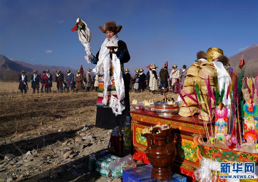 (社会)(2)西藏:春耕大典开启新春第一犁