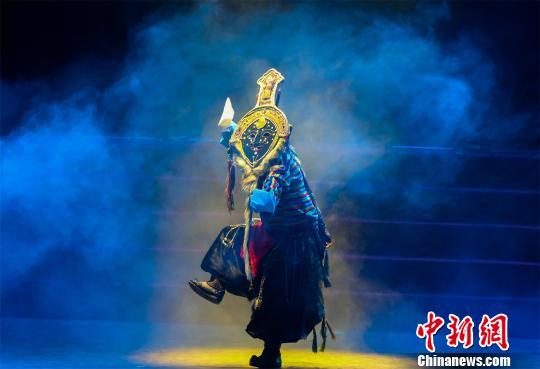 藏戏《卓娃桑姆》登陆武汉展示传统藏文化