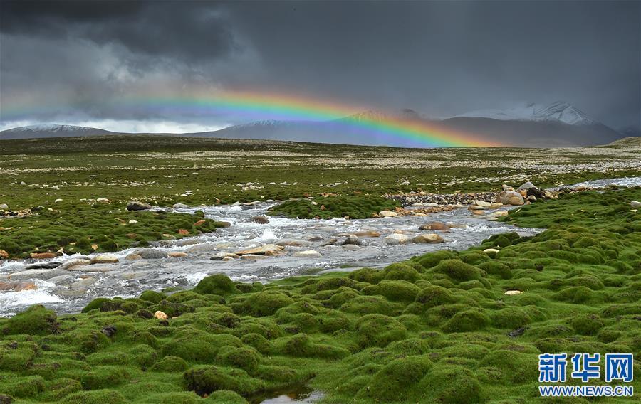 (美丽中国)(5)西藏:无限风光在高原