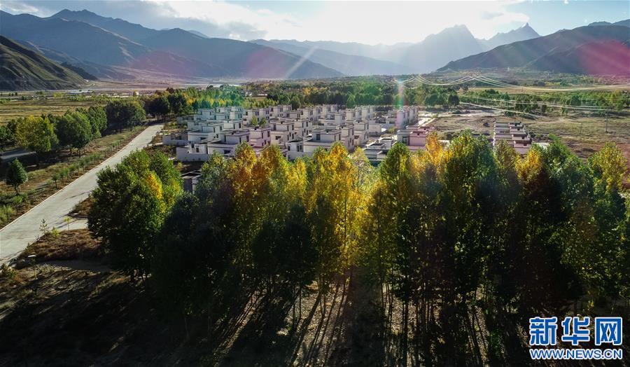 (新华视界)(3)西藏:雅江秋韵