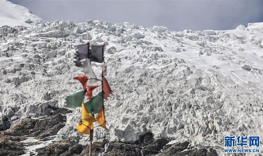 (美丽中国)(4)公路边的卡若拉冰川