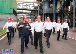 张德江:夯实基础把握重点协同推进 全面加强固体废物污染防治