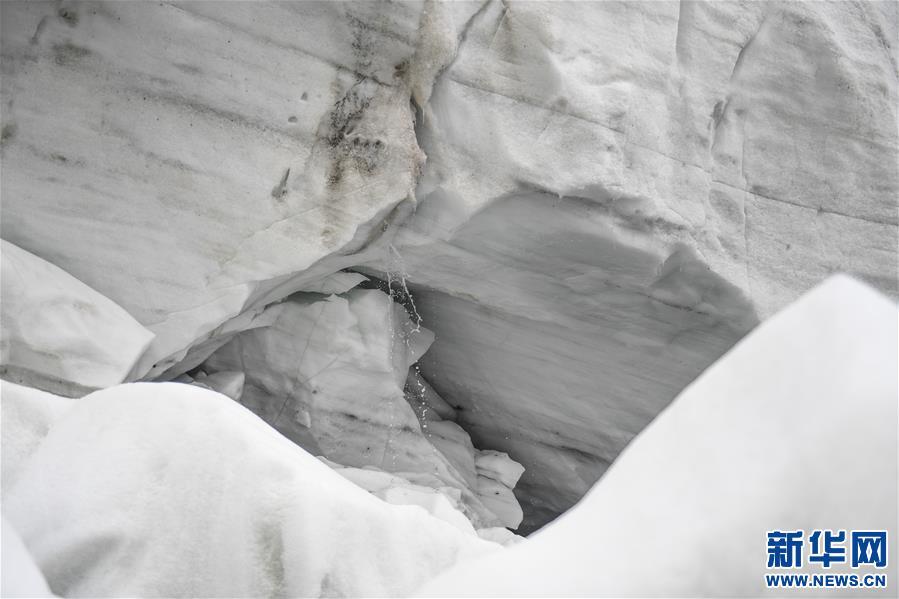 (美丽中国)(10)鲜为人知的拉布拉冰川