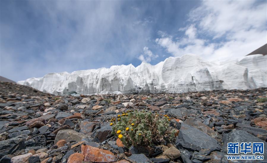 (美丽中国)(3)鲜为人知的拉布拉冰川