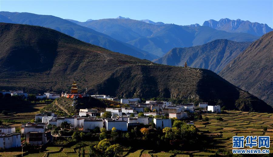 (环境)(3)川藏线上的美丽风景