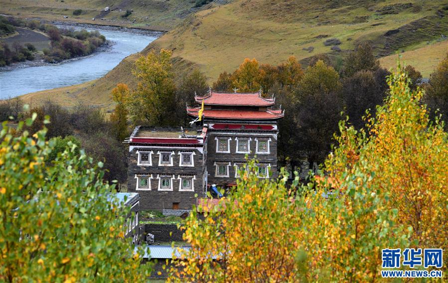 (环境)(2)川藏线上的美丽风景