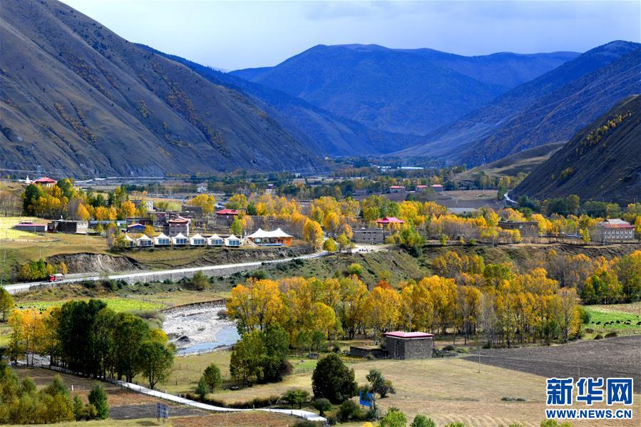 (环境)(5)川藏线上的美丽风景