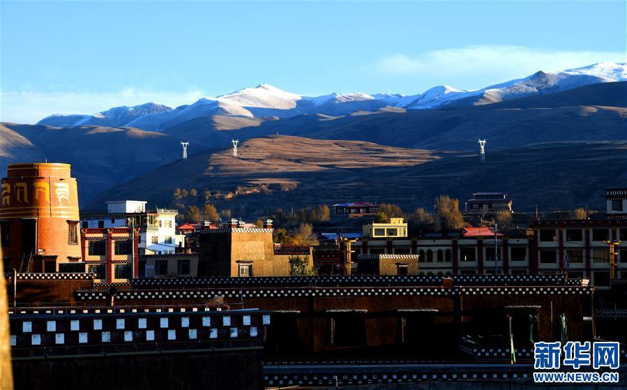 (环境)(9)川藏线上的美丽风景