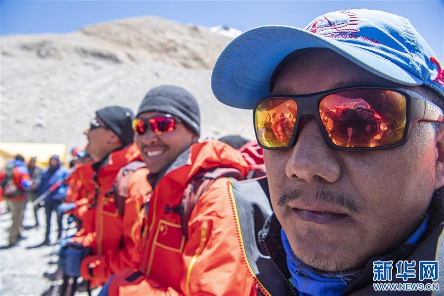 (2020珠峰高程测量)(3)出征!2020珠峰冲顶测量开启