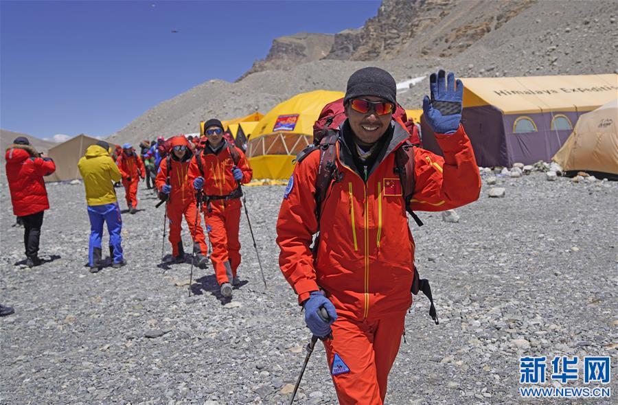 (2020珠峰高程测量)(4)出征!2020珠峰冲顶测量开启