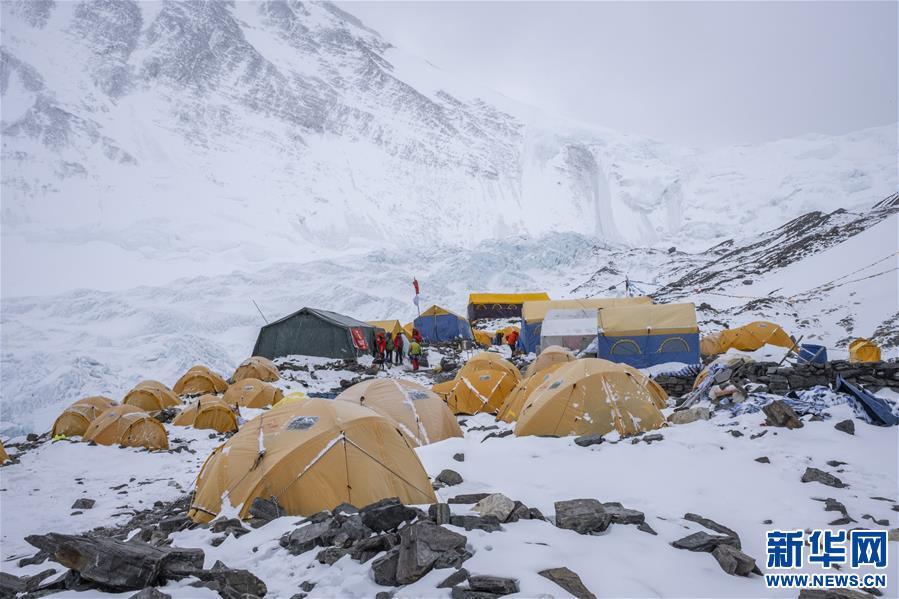 (2020珠峰高程测量)(2)探访珠峰海拔6500米的高山厨房