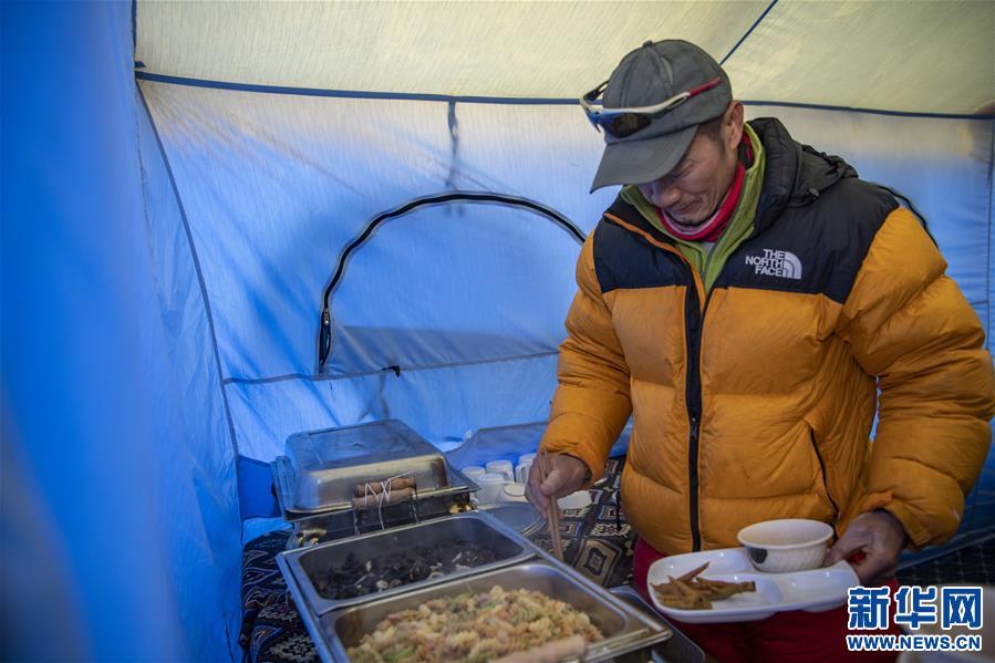 (2020珠峰高程测量)(6)探访珠峰海拔6500米的高山厨房