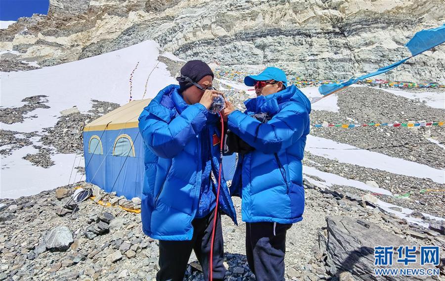(2020珠峰高程测量)(4)2020珠峰高程测量冲顶队员名单公布