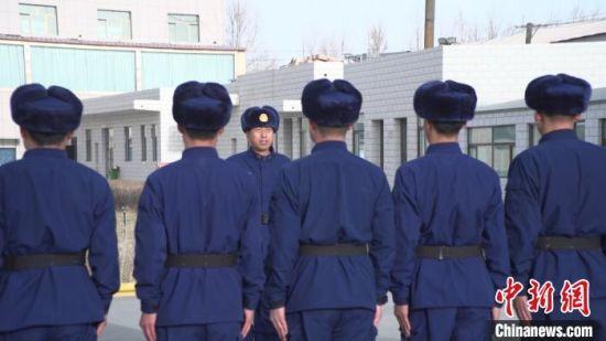 图为巴才洛参加训练。(资料图) 赵智彬 摄