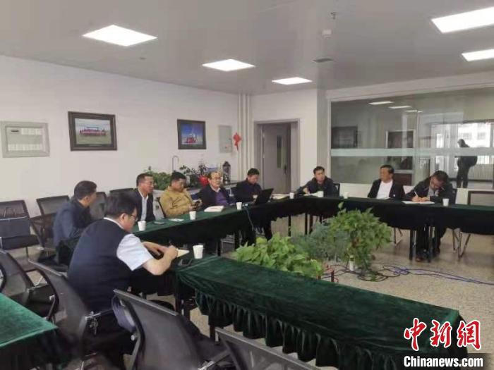 青藏高原野外综合科考青海基地建设有序推进