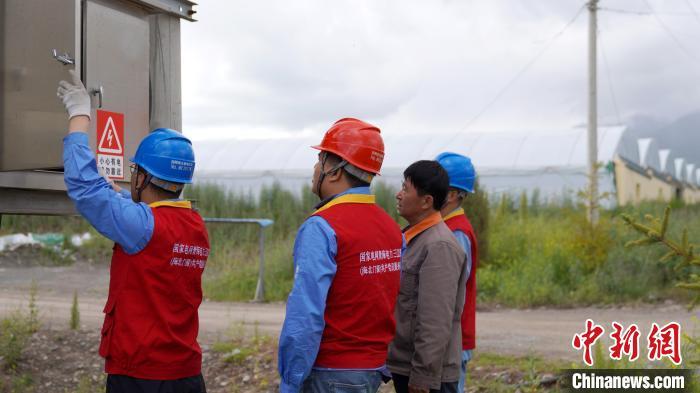 青海:电力引擎带动高原特色产业从传统走向现代