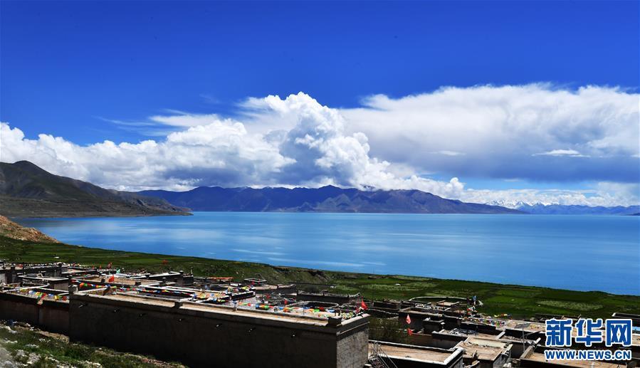 (美丽中国)(3)西藏羌塘风光美