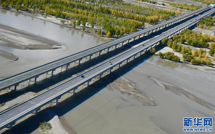 (美丽中国)(3)西藏:空中的美景长廊