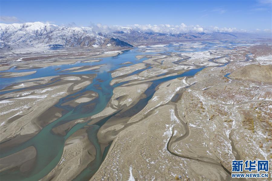 (美丽中国)(4)西藏:雅江雪景美如画