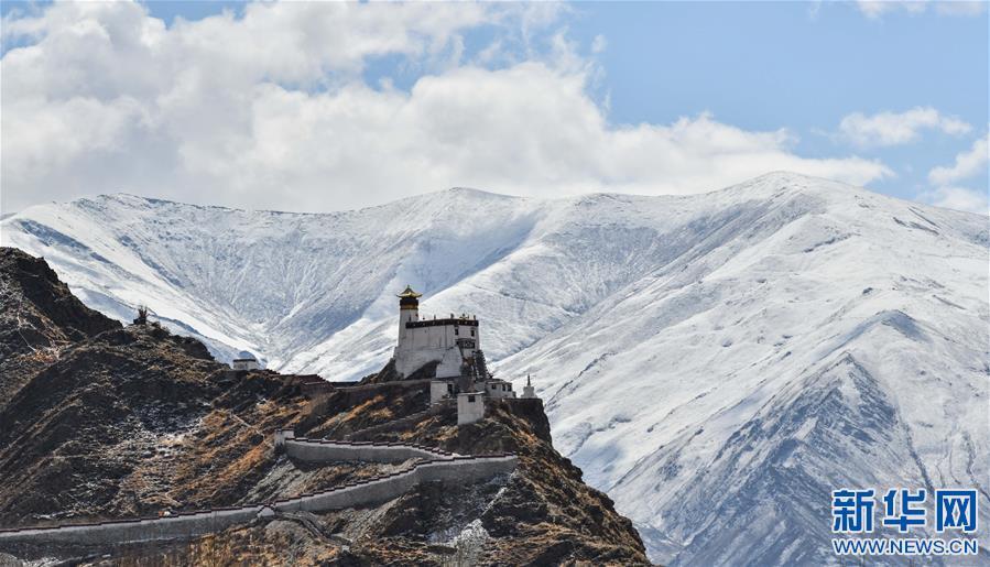 (美丽中国)(3)山崖上的宫殿——雍布拉康