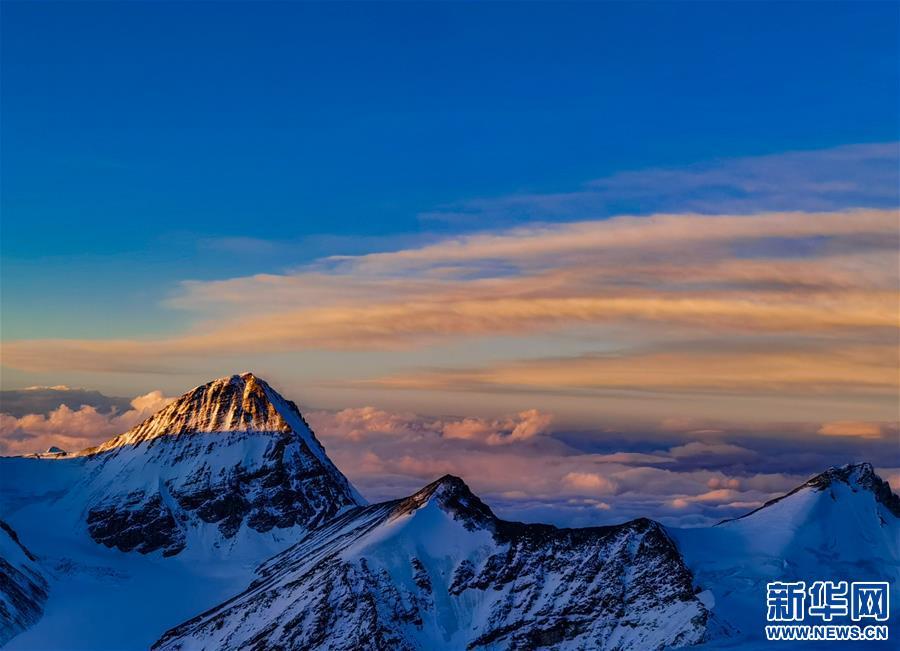 (2020珠峰高程测量)(2)海拔7000米以上的壮美景色