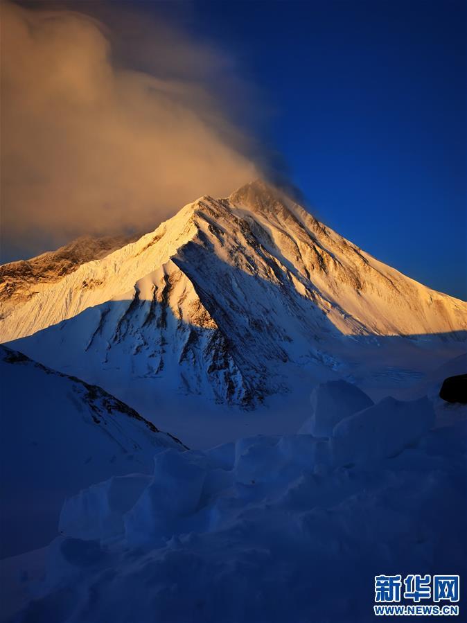 (2020珠峰高程测量)(1)海拔7000米以上的壮美景色
