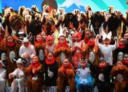 2018年春节、藏历新年晚会彩排进行时
