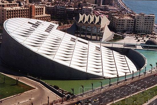 世界古今十大最美建筑