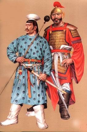 消逝的党项族帝国:西夏王朝的起源,败亡与延续